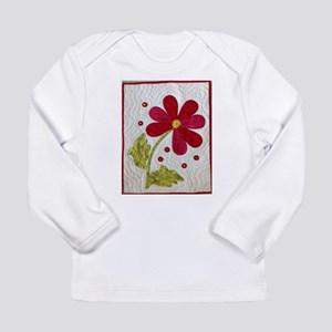 Give Yourself Flowers Today Long Sleeve Infant T-S