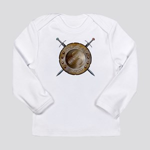 Shield and swords Long Sleeve Infant T-Shirt