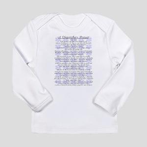 DISPATCHERS PRAYER Long Sleeve Infant T-Shirt