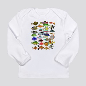 Tropical Fish ~ Long Sleeve T-Shirt