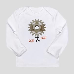 gear head Long Sleeve Infant T-Shirt