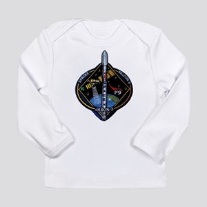JASON-3 Launch Team Long Sleeve Infant T-Shirt