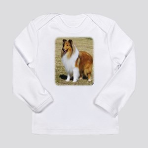 Collie Rough AF036D-028 Long Sleeve Infant T-Shirt