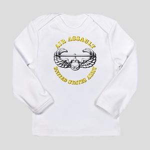 Emblem - Air Assault Long Sleeve Infant T-Shirt