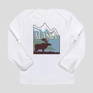 alaska Long Sleeve T-Shirt