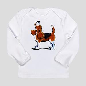 Tricolor Beagle Bay Long Sleeve T-Shirt