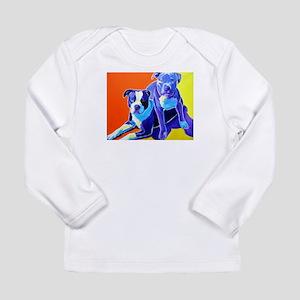Pit Bull #22 Long Sleeve Infant T-Shirt