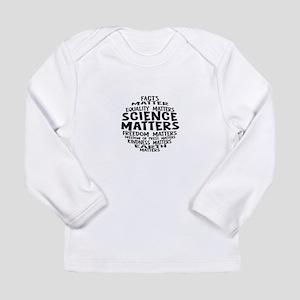 Science Matter Bubble Long Sleeve T-Shirt