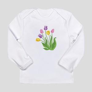 Tulips Plant Long Sleeve T-Shirt