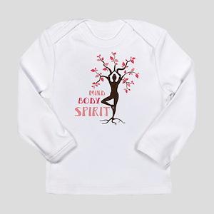 MIND BODY SPIRIT Long Sleeve T-Shirt
