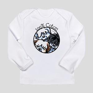 100% Coton Long Sleeve Infant T-Shirt
