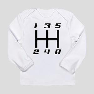 5-speed logo Long Sleeve T-Shirt