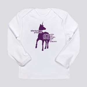 Unicorns Long Sleeve T-Shirt