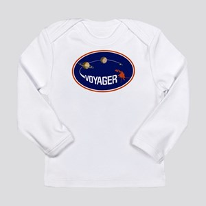 Voyager Program Logo Long Sleeve Infant T-Shirt