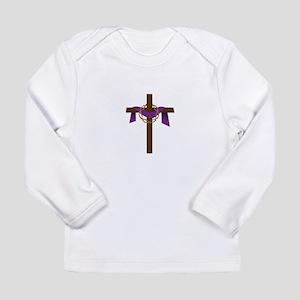 Season Of Lent Cross Long Sleeve T-Shirt