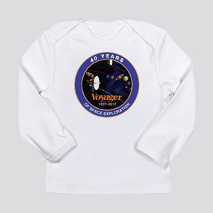 Voyager At 40! Long Sleeve Infant T-Shirt