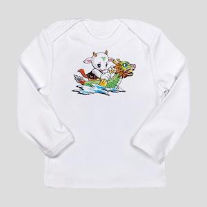 Dragon Boat Long Sleeve Infant T-Shirt