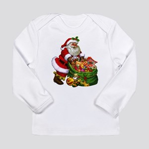 Santa Claus! Long Sleeve Infant T-Shirt