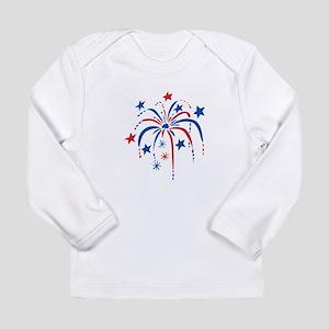 Fireworks Long Sleeve T-Shirt