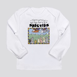 Super Shelties Long Sleeve Infant T-Shirt