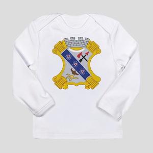 DUI - 8TH INFANTRY REGI Long Sleeve Infant T-Shirt
