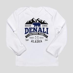 Denali Vintage Long Sleeve Infant T-Shirt