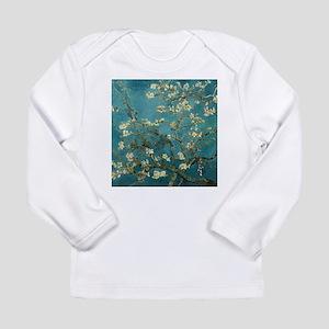 Van Gogh Almond Branches In Bloom Long Sleeve Infa