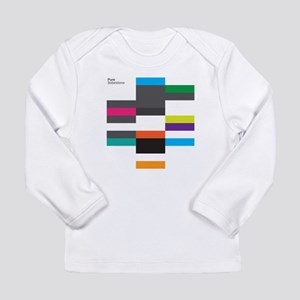 Solarstone 'Pure' Cover Art Long Sleeve Infant T-S