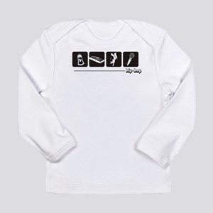 """""""The Elements Line Up"""" Long Sleeve Infant T-Shirt"""
