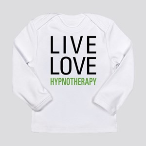 Live Love Hypnotherapy Long Sleeve Infant T-Shirt