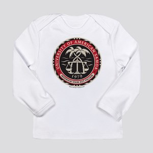 Uni. of American Samoa Long Sleeve Infant T-Shirt