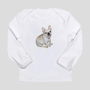 French Bulldog (#2) Long Sleeve Infant T-Shirt