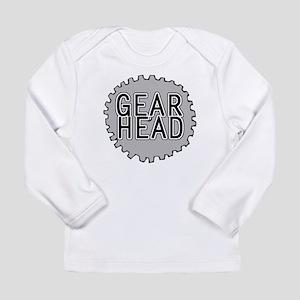 'Gear Head' Long Sleeve Infant T-Shirt