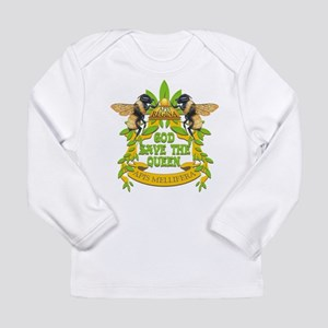 God Save the Queen Long Sleeve Infant T-Shirt