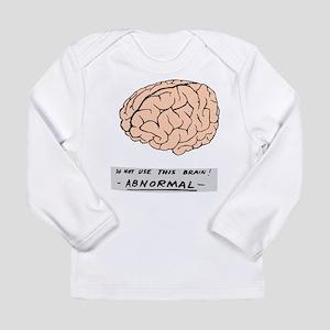 young-f-brain-no-yf-black-text Long Sleeve T-S