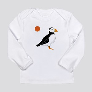 Puffin Bird Long Sleeve T-Shirt