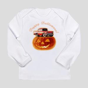 BabyAmericanMuscleCar_57BelR_Halloween Long Sleeve