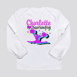 CHEER 4EVER Long Sleeve Infant T-Shirt