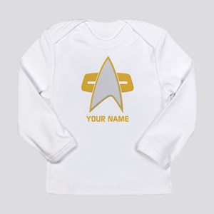 Star Trek: VOY Emblem Long Sleeve Infant T-Shirt