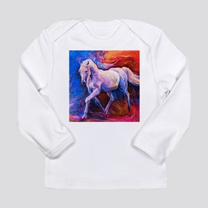 Horse Painting Long Sleeve T-Shirt