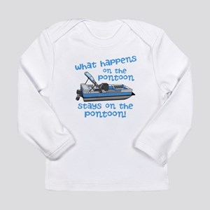 On The Pontoon Long Sleeve T-Shirt