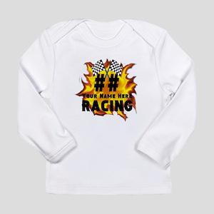 Flaming Racing Long Sleeve T-Shirt