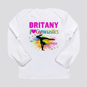 GYMNAST DREAMS Long Sleeve Infant T-Shirt