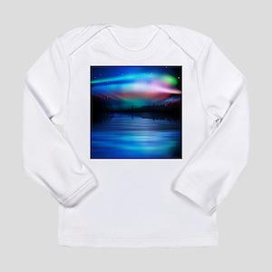 Northern Lights Long Sleeve T-Shirt
