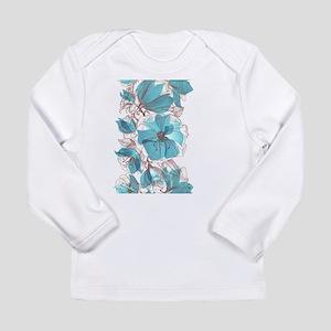 Pretty Floral Long Sleeve T-Shirt
