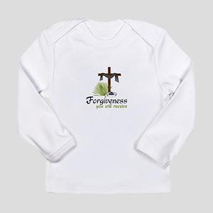 Forgiveness You Will Receive Long Sleeve T-Shirt