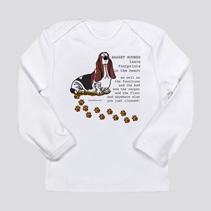Basset's Long Sleeve Infant T-Shirt