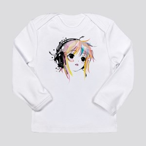 yuki remix Long Sleeve Infant T-Shirt