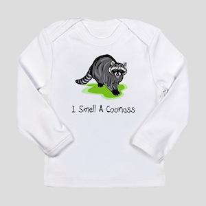 I Smell A CoonAss Long Sleeve Infant T-Shirt