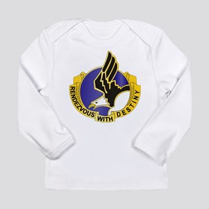 DUI - 101st Airborne Division Long Sleeve Infant T